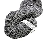 100 Gram American Alpaca Wool Worsted Yarn - Mill Ends - 240 Yards