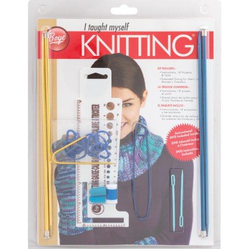 Boye 070473 Beginners Knit Kit