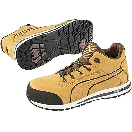 scarpe antinfortunistiche puma pelle