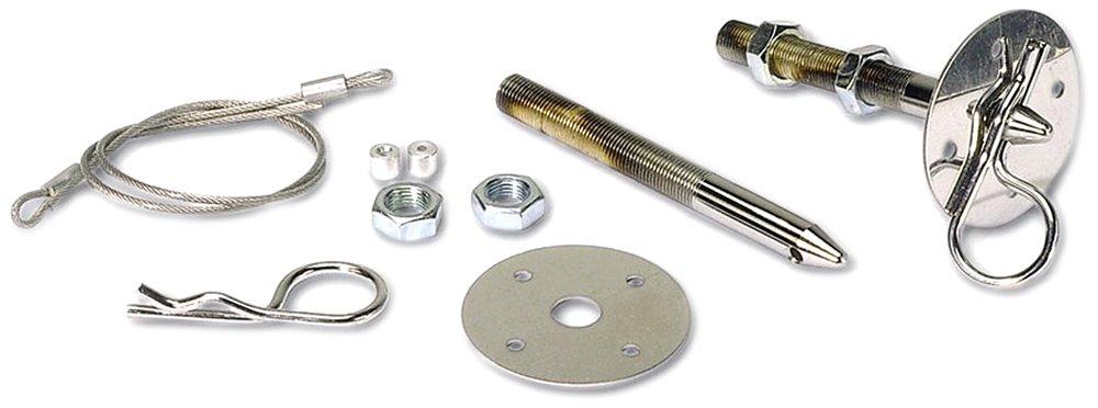 Moroso 39021 7//16 Steel Hood Pin