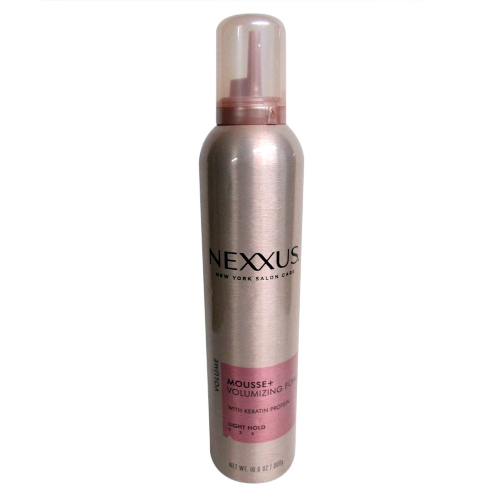 Nexxus Best Hair Mousse For Natural Hair
