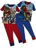 Lego Legends of Chima 2-Pack Boys Cotton Pajamas