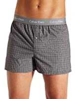 Calvin Klein Men's Matrix Boxer