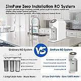 SimPure Y5 Instant Heat Reverse Osmosis Water