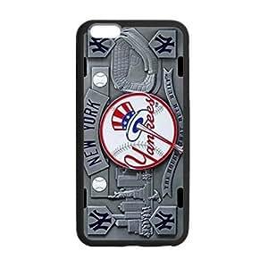 Hoomin Grey Baseball New York Yankees iPhone 6plus 5.5