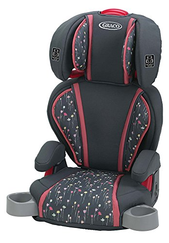 Graco Highback Turbo Booster Car Seat, Alma