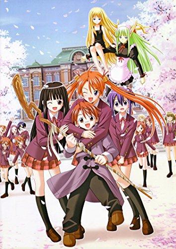 "Koshizu Anime Wall Calendar 2020 (12 Pages 8""x11"") MAHOU Sensei NEGIMA Manga Kawaii Girls Calendar 02"