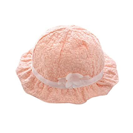 75999531f96 Amazon.com   George Jimmy Baby Girls Sun Hats Toddler Infant Hats Summer  Cap Hat Great Gift
