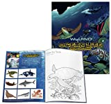 img - for Wyland: Ocean Life Coloring Book book / textbook / text book