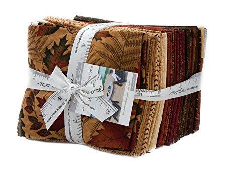 Autumn Reflections by Holly Taylor 30 pc Fat Quarter Bundle for Moda Fabrics by Moda Fabrics