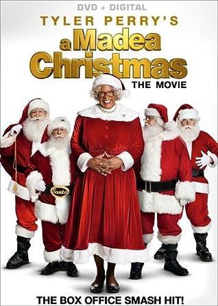 Madeas Christmas.Amazon Com Tyler Perry S A Madea Christmas Tyler Perry