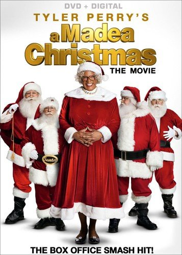 Tyler Perry's A Madea Christmas [DVD + Digital] -