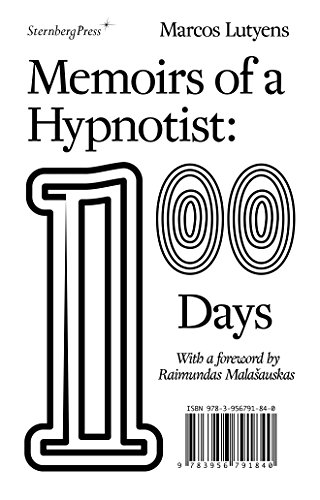 Image of Memoirs of a Hypnotist: 100 Days