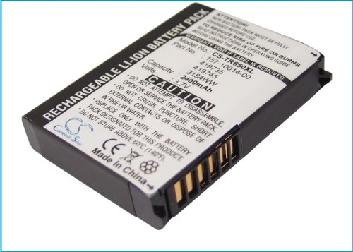 - Battery Replacement for CINGULAR Treo 650 Part NO 157-10014-00