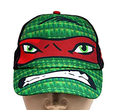 Teenage Mutant Ninja Turtles Raphael Kids' Cap