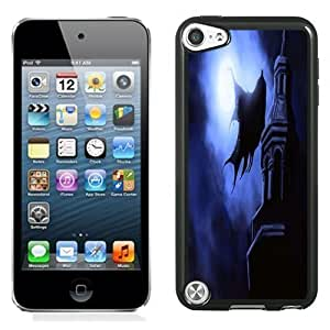 New Personalized Custom Designed For iPod Touch 5th Phone Case For Batman Under The Moonlight Phone Case Cover