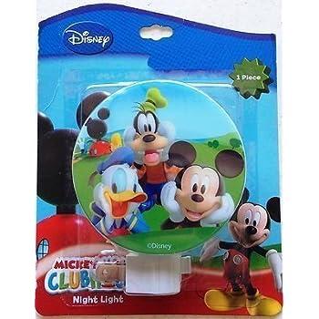 Amazon Com Disney Mickey Mouse Amp Friends Night Light