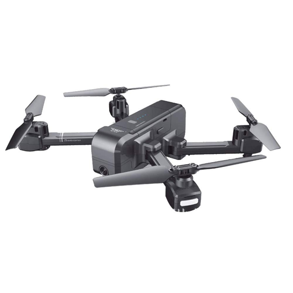 FTXJ_quadcopter doll FTXJ SJ R/C Z5 1080P Wide-Angle Camera WiFi FPV Drone GPS Auto Return Follow Me (300 x 290 x 65mm (Unfolded),145 x 100 x 65mm (fold, Black) by FTXJ_quadcopter doll