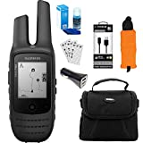 Garmin Rino 700 GPS Navigator with 2-Way Radio (010-01958-20) Accessory Kit