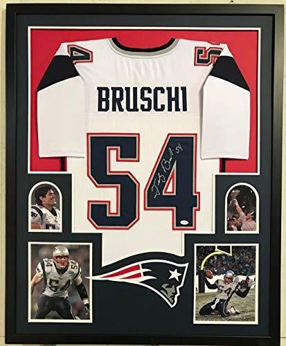 online store cf6e9 889f4 Tedy Bruschi New England Patriots Jersey, Patriots Tedy ...