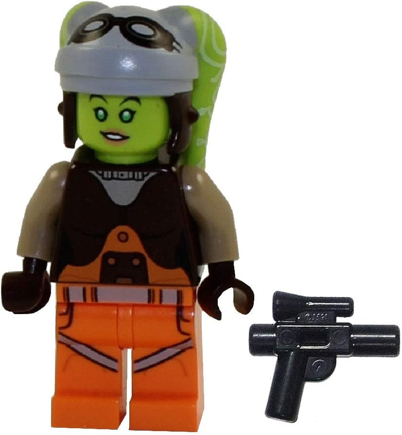 LEGO Star Wars Rebels Minifigure - Hera Syndulla with Blaster (75053)