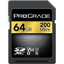 ProGrade Digital SDXC UHS-II Memory Card (64GB)