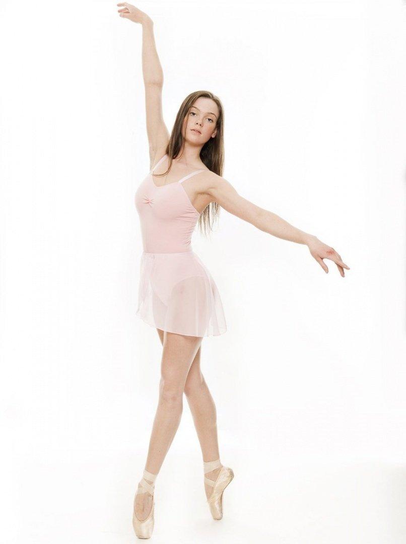 Girls RAD Georgette Dance Ballet Skirt All Sizes And Colours By Katz Dancewear KDGS03