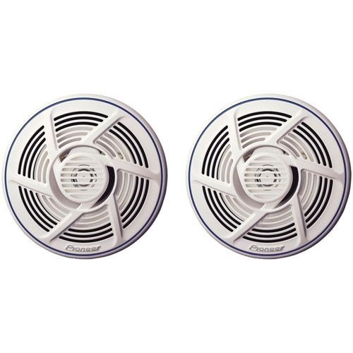(Pioneer CAR Nautica Series 6-1/2-In Marine-Use 2-Way Speaker W/160 Watts Max. Power)