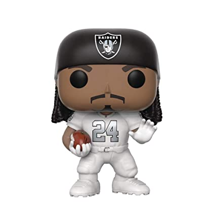 Image Unavailable. Image not available for. Color  Funko Pop NFL  Raiders - Marshawn  Lynch ... 7edc23dcd