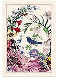 Michel Design Works Romance Cotton Kitchen Towel, Multicolor