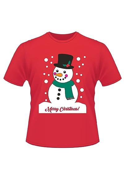 Yacun Camiseta De Navidad Mujer Hombres Unisex Divertido Jerseys Camiseta Top: Amazon.es: Ropa y accesorios
