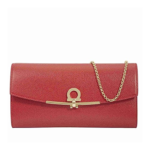 Lipstick Women's Bag Ferragamo Gancini Mini Salvatore Icon BYOq5w
