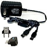 HQRP AC Adaptateur Secteur / Chargeur pour Petsafe RFA-220, PDT00-112340 Collier Dressage à Spray , Deluxe PDT00-10867 Collier pour Petit Chien