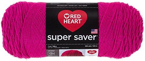 Fun Easter Basket Crochet Patterns - Free & Paid - Red Heart Super Saver Economy Yarn, Shocking Pink