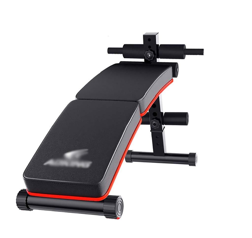 腹筋器具 仰向けに座るジムフィットネス器具家庭用多機能Foldable腹部運動補助 B07GGVB5MW