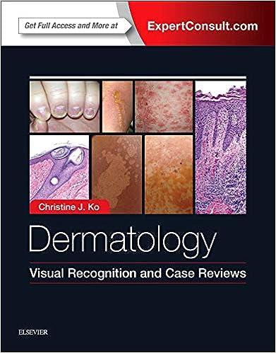 Dermatology: Visual Recognition and Case Reviews E-Book - Original PDF