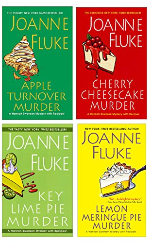 book cover of Apple Turnover Murder Bundle