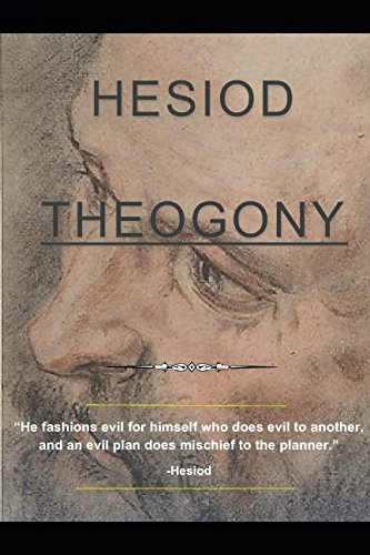 Book cover for Theogony