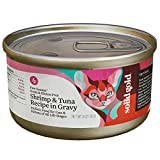 Cheap Solid Gold Five Oceans Holistic Wet Cat Food, Shrimp And Tuna Recipe In Gravy, 3 Oz Can, 12 Count