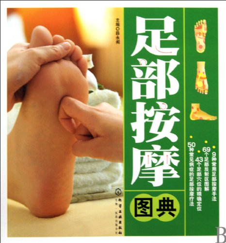 Foot Massage Book (Chinese Edition)