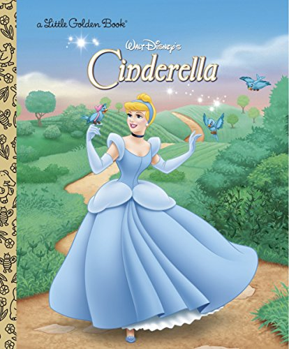- Walt Disney's Cinderella (a Little Golden Book)