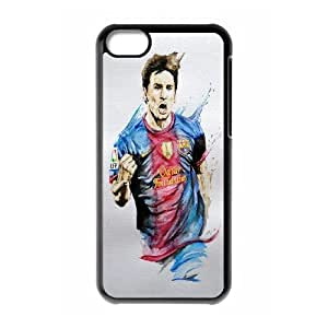 High Quality Phone Case For Iphone 5c -FCB Lionel?Messi-LiuWeiTing Store Case 15