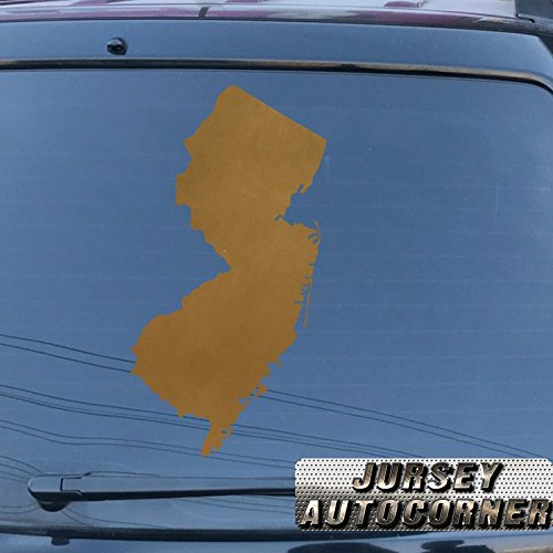Michigan State Map Decal Sticker Car Vinyl USA pick size color no bkgrd