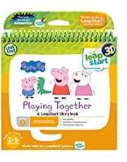 Leapstart Nursery: Peppa Pig Story Book (3D Enhanced)