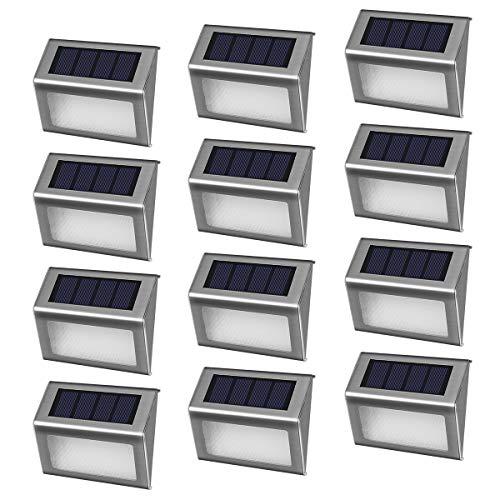 Best Solar Powered Deck Lights