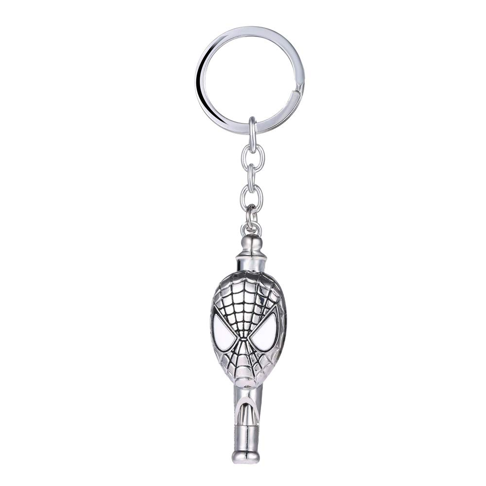 Amazon.com: Whistle Keychain Pendant Thanos Captain America ...