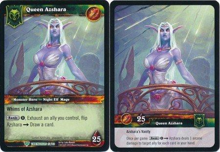 Queen Azshara - Timewalkers Foil Promo 27/30 - Uncommon