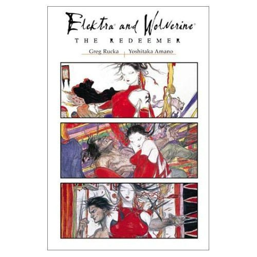 Image result for Elektra and Wolverine: The Redeemer