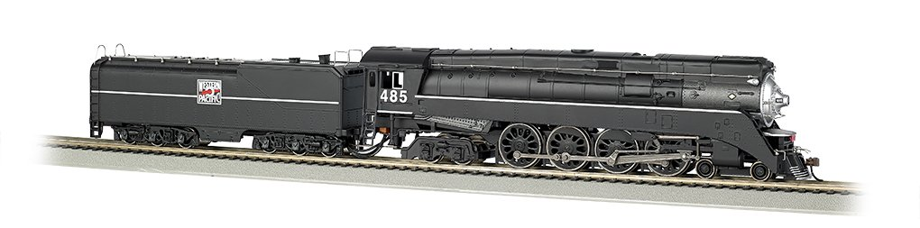 Bachmann GS64 4-8-4 Western Pacific #485 DCC Equipped Locomotive (HO Scale) Bachmann Industries Inc. 50206