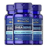 Best Dhea 50 Mgs - Puritan's Pride Dhea 50mg Pack of 3 Review